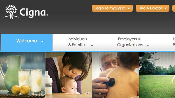 cigna web 世界保险巨头美国信诺保险集团(Cigna)启用新标识