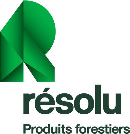 Produits forestiers Re%CC%81solu logo 2011 加拿大著名木材制品和制浆造纸企业阿比波特更名换标