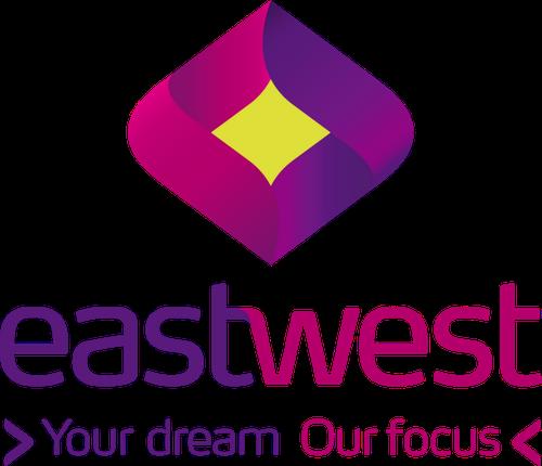 EastWest Bank logo 2011 菲律宾东西银行(EastWestBank)启用新Logo