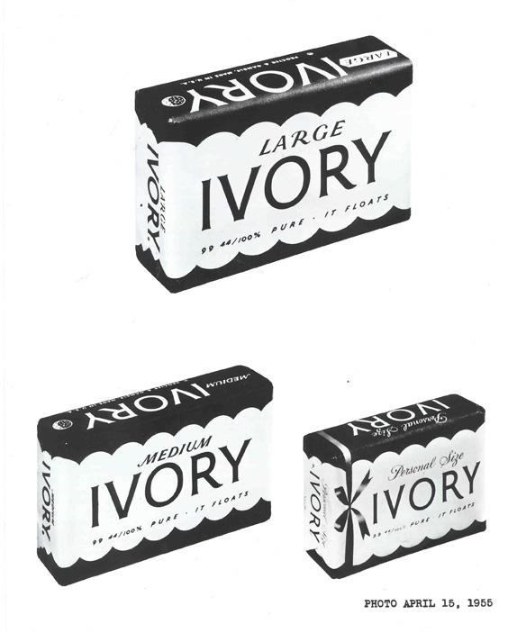 ivory11 宝洁旗下象牙肥皂(Ivory)品牌形象换新