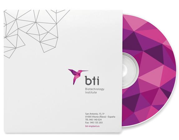 bti cd BTI生物技术研究所推出全新标志形象