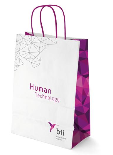 bti bag BTI生物技术研究所推出全新标志形象
