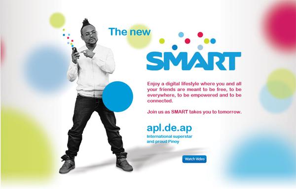 smart 菲律宾最大的移动运营商Smart通信公司启用新Logo