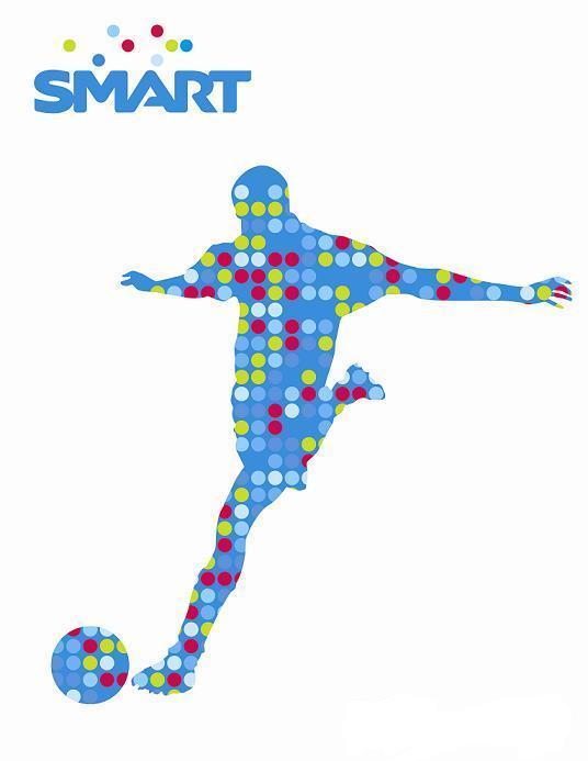 smart3 菲律宾最大的移动运营商Smart通信公司启用新Logo