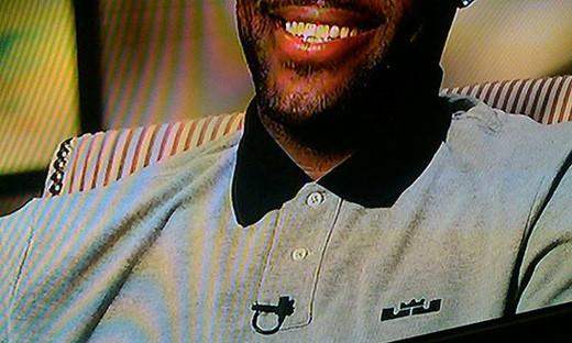 """2548192964178701859 """"小皇帝""""勒布朗・詹姆斯的个人系列品牌新Logo"""