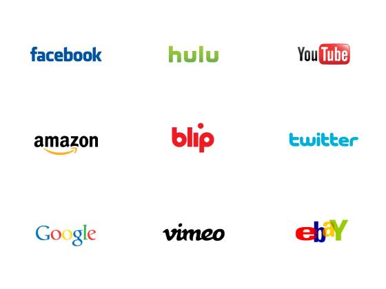 "BLIP IMAGE 3 网络电视服务商Blip.tv启用简化新品牌标识""Blip"""