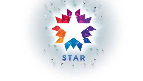 startv 土耳其Star TV启用新品牌标识