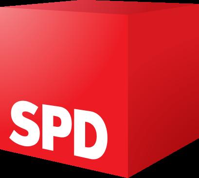 SPD Cube 德国主要政党社会民主党(SPD)党徽回归2D