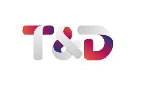 TD logo 2 中国国际广播电台天地视频网新形象标志