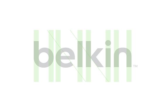 belkin 08 世界著名电脑、数码周边产品生产商贝尔金(Belkin)启用新Logo