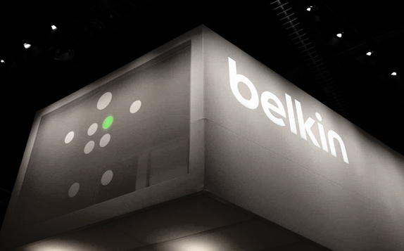 belkin 12 世界著名电脑、数码周边产品生产商贝尔金(Belkin)启用新Logo
