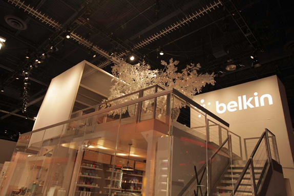 belkin 13 世界著名电脑、数码周边产品生产商贝尔金(Belkin)启用新Logo