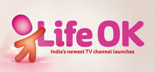 1152921504624046298 印度新电视频道Life OK新品牌形象设计欣赏