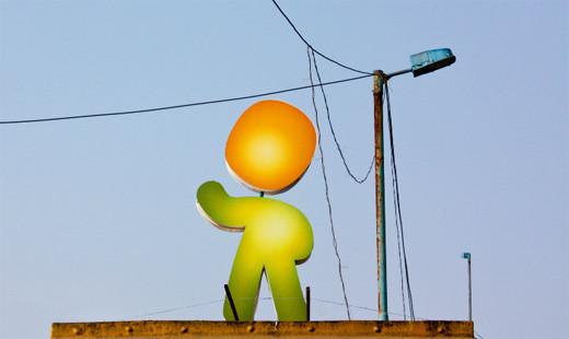 2698500601742258326 印度新电视频道Life OK新品牌形象设计欣赏