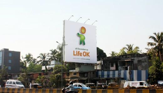 1152921504624046306 印度新电视频道Life OK新品牌形象设计欣赏