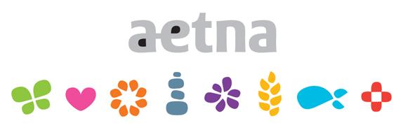 aetna 04 世界保险巨头安泰保险(Aetna)启用新企业标识