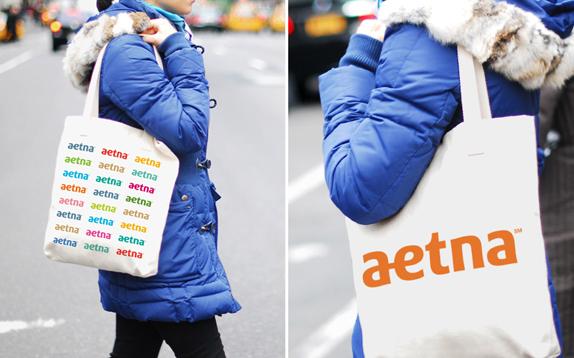 aetna 06 世界保险巨头安泰保险(Aetna)启用新企业标识