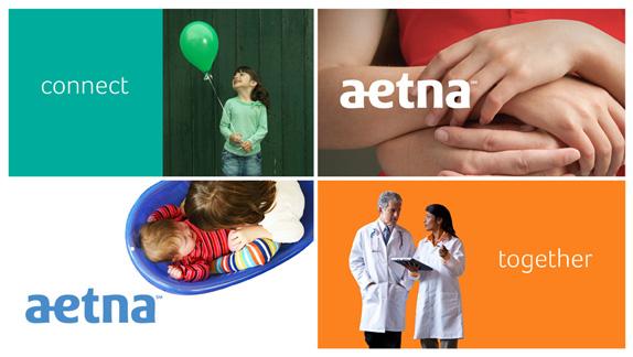 aetna mood 世界保险巨头安泰保险(Aetna)启用新企业标识