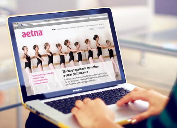 aetna 10 世界保险巨头安泰保险(Aetna)启用新企业标识