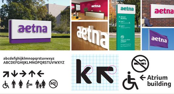 aetna 13 世界保险巨头安泰保险(Aetna)启用新企业标识