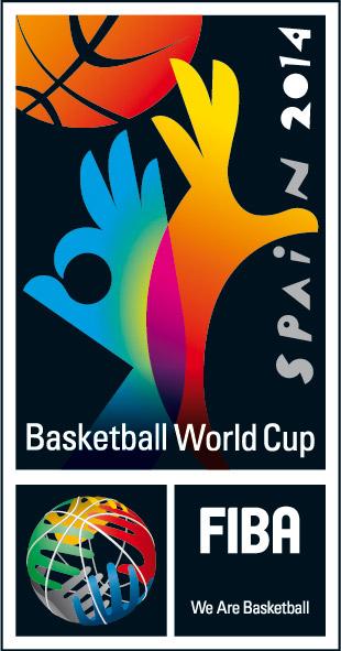 2014fiba worldcup2 2014年篮球世锦赛正式更名为篮球世界杯 官方LOGO发布