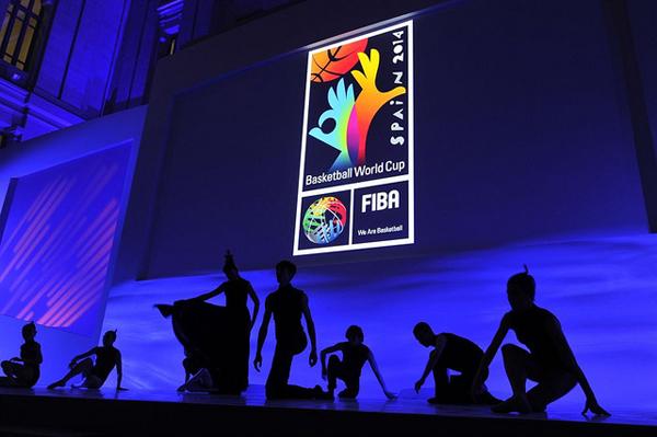 2014fiba worldcup3 2014年篮球世锦赛正式更名为篮球世界杯 官方LOGO发布