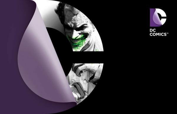 dc comics logo9 DC漫画(DC Comics)全新标识官方正式发布