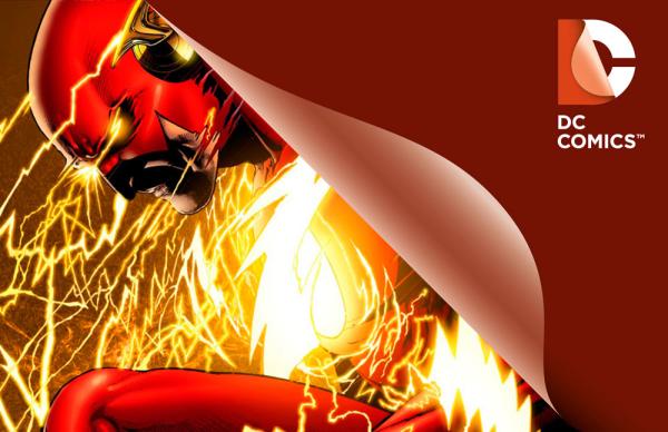 dc comics logo11 DC漫画(DC Comics)全新标识官方正式发布