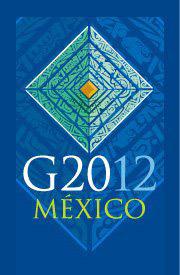 g20 mexico2 2012年20国集团(G20)墨西哥峰会标识