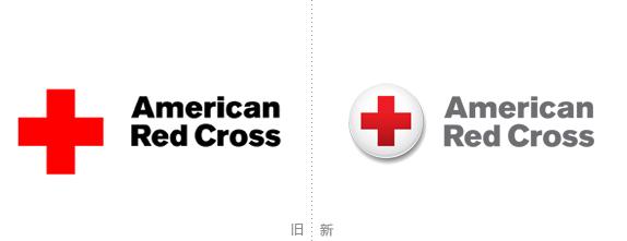 american red cross logo 美国红十字会启用新标识