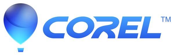 Corel logo 著名绘图软件公司Corel的新Logo