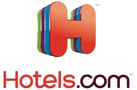 hotelscom 国际在线酒店预定网站Hotels.com将换新品牌标识