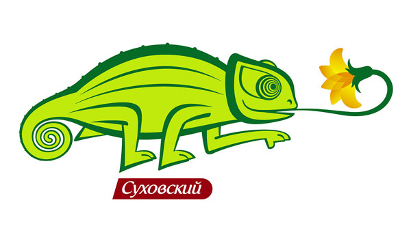 Suhovskij packaging 2 俄罗斯农产品公司Suhovskij 的新Logo和产品包装设计