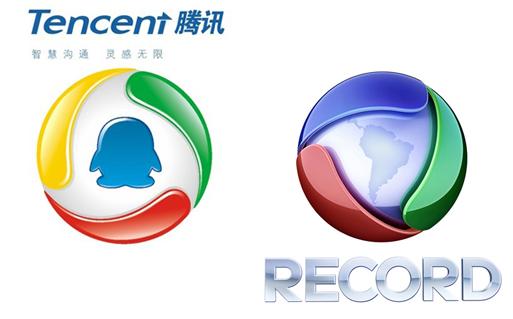rede qqcom 巴西第二大电视网Rede Record新台标