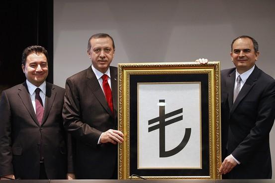Turkey Lira Symbol 土耳其公布本国货币符号