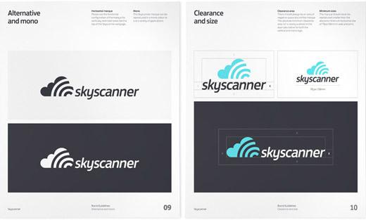 旅游搜索网站Skyscanner启用新Logo