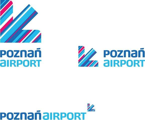 poz logo 波兰著名的波兹南机场启用新Logo