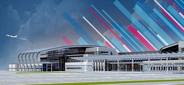 poz logo 0 波兰著名的波兹南机场启用新Logo