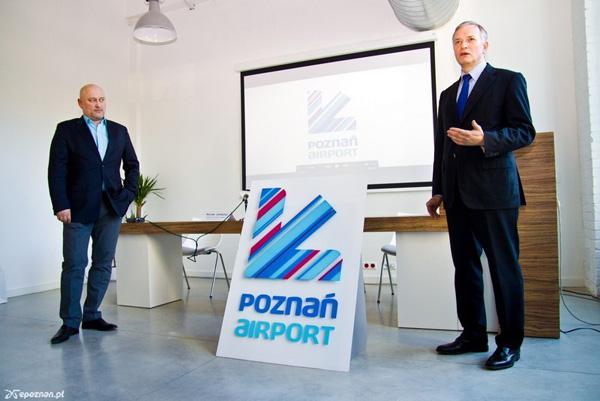 poz logo 3 波兰著名的波兹南机场启用新Logo