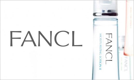 日本护肤品牌芳珂(FANCL)启用新标志和新包装