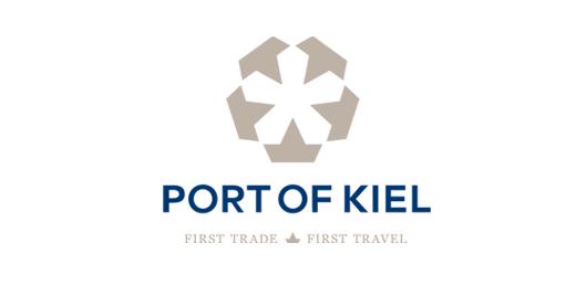 port of kiel new logo 03 德国基尔港(Port of Kiel)启用新Logo