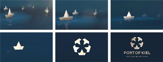 port of kiel new logo 04 德国基尔港(Port of Kiel)启用新Logo