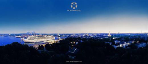 port of kiel new logo 06 德国基尔港(Port of Kiel)启用新Logo