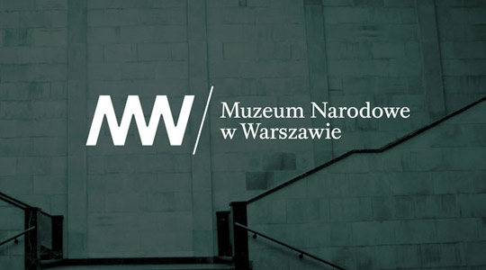 华沙国立艺术博物馆新标志
