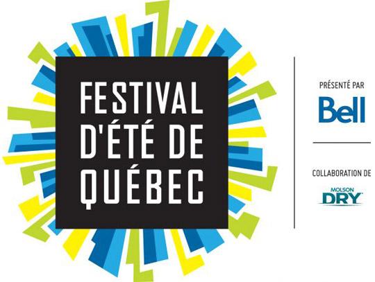 2012年魁北克夏季音乐节Logo