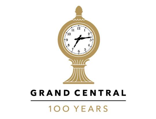 纽约大中央车站启用百年新LOGO