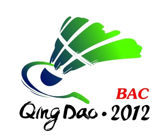 bac2012qd 2012年亚洲羽毛球锦标赛徽标揭晓