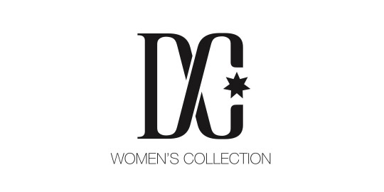 DC Women logo 02 DC Shoes推出全新的女性品牌标志