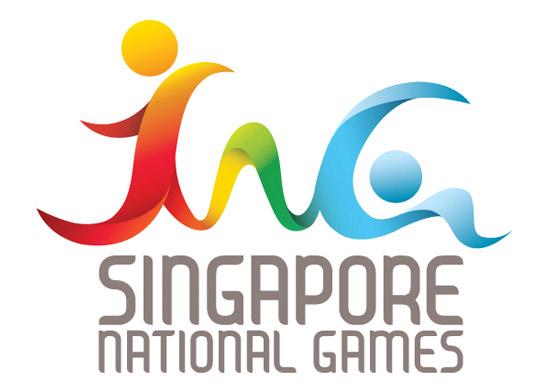 Singapore 2012 National Games emblem and mascot 03 新加坡首届全国运动会会徽和吉祥物出炉