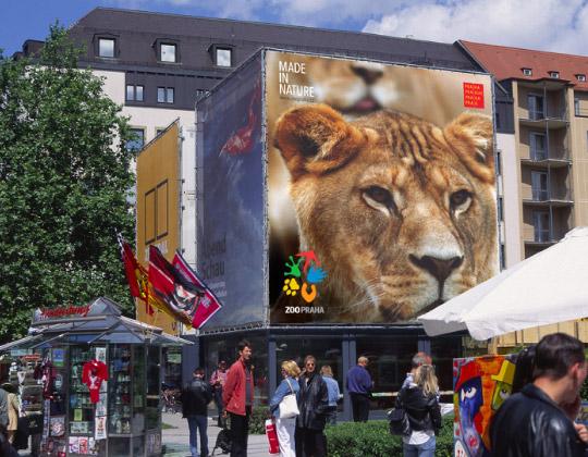 zoo praha outdoor 布拉格动物园更换形象